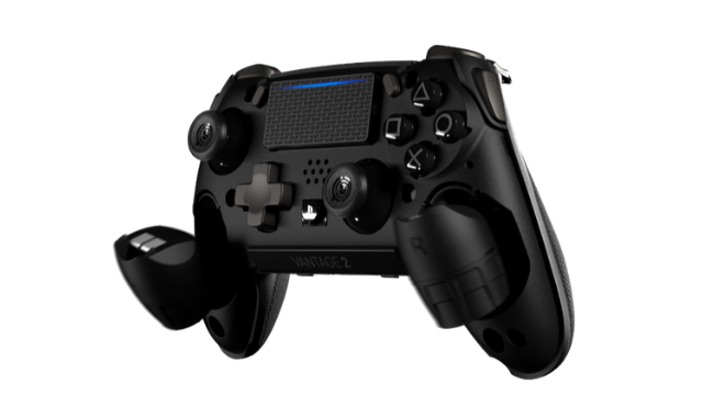 SCUF Vantage 2 Review Without Faceplate