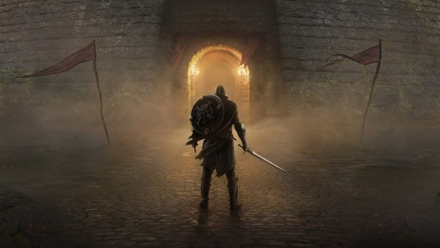 The Elder Scrolls Blades Switch release date