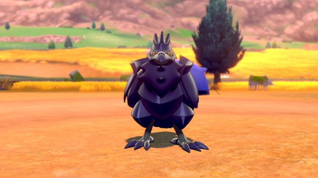 What level does Corvisquire evolve in Pokemon Sword and Shield_