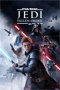 Box art - Star Wars Jedi: Fallen Order