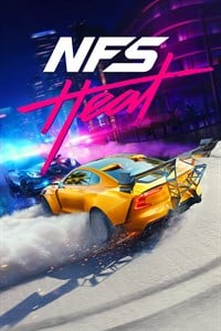 Box art - Need for Speed Heat
