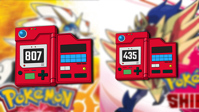 The smaller Pokemon Sword and Shield Pokedex isn't all bad news