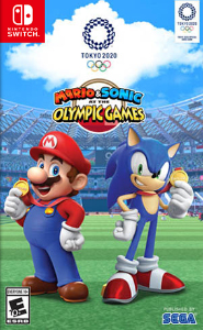 Box art - Mario & Sonic at the Olympic Games Tokyo 2020