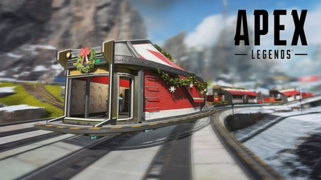 Apex Legends Christmas event LTM