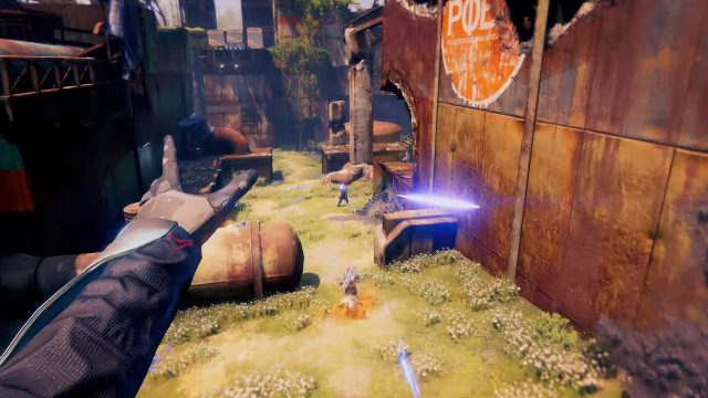 Destiny 2_ Season of Dawn _ Returning PvP map rusted lands