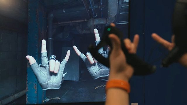 Half-Life Alyx Tested Gameplay Footage Metal