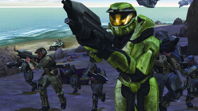 Halo Combat Evolved PC Release Date