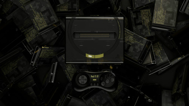 Hyperdub x Analogue Mega Sg Album