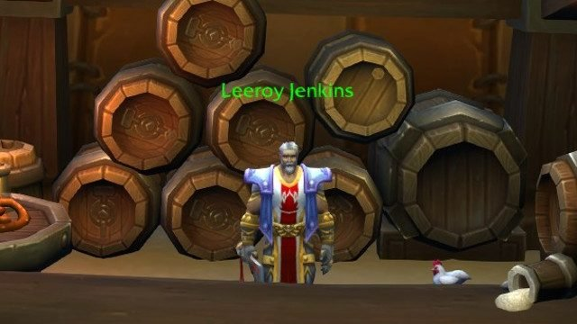 Dr. Kanojia Leeroy Jenkins World of Warcraft social anxiety