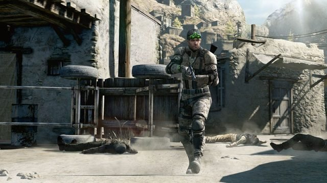 Splinter Cell Blacklist Promo Art