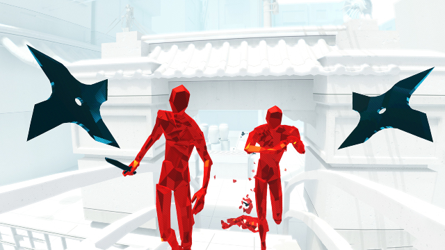 Superhot VR made more than $2 million in just one week