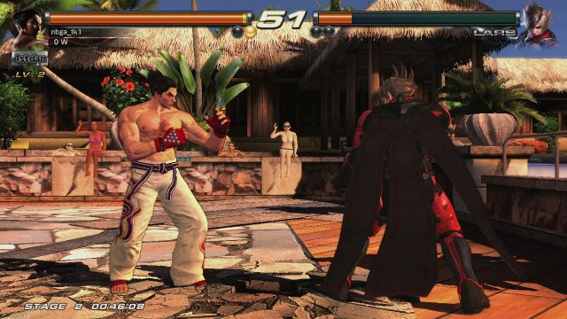 ranking tekken games