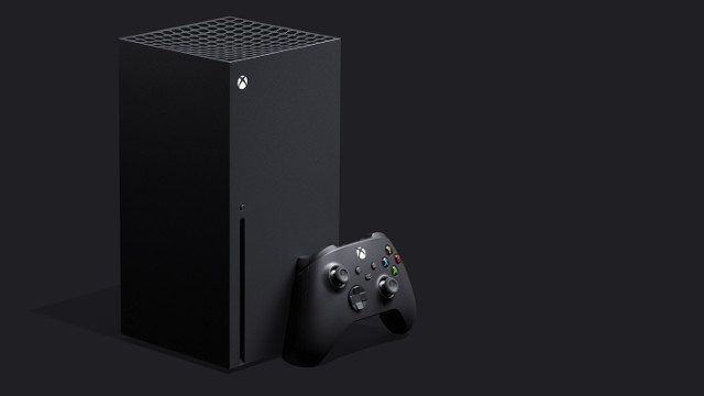Xbox Series X bigger than Xbox One