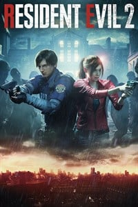 Box art - Resident Evil 2 Remake