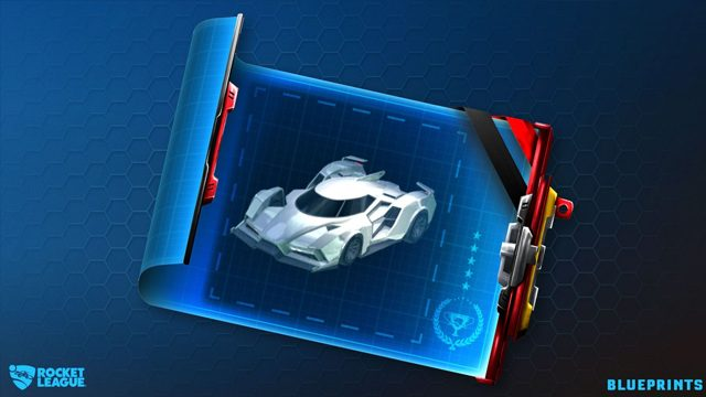 rocket league blueprint update