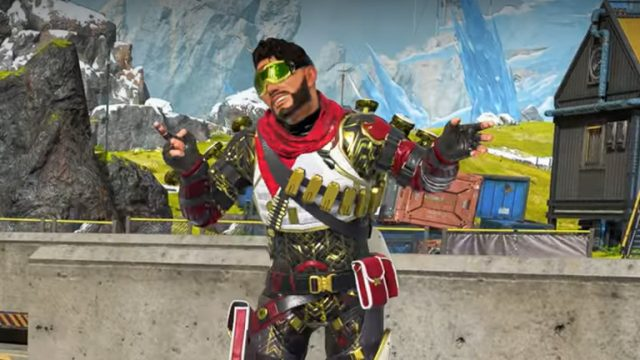 Apex Legends Grand Soiree Arcade Event all cosmetics list