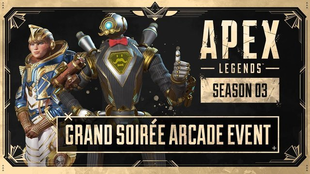 Apex Grand Soiree Start Time
