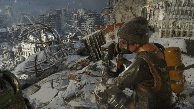 Metro Exodus Nintendo Switch rumor