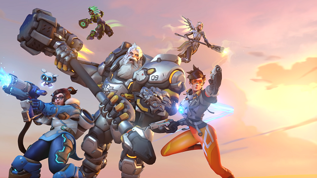 Overwatch 2 CTF Blitz Box Shot Header