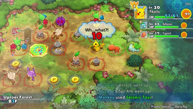 Pokemon Mystery Dungeon DX how to forget moves and learn forgotten moves