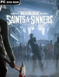 Box art - The Walking Dead: Saints and Sinners