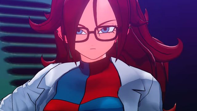 can you fight Android 21 in Dragon Ball Z Kakarot