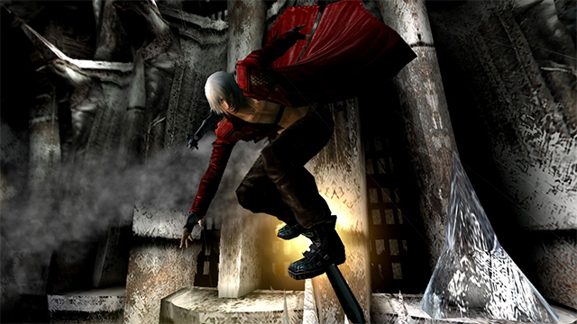 Devil May Cry 3 Switch port also adds new weapons switching