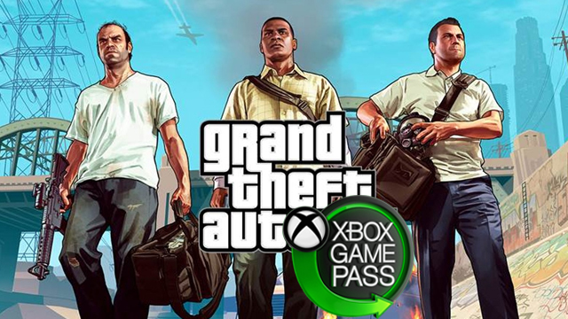 gta 5 grand theft auto 5 xbox game pass