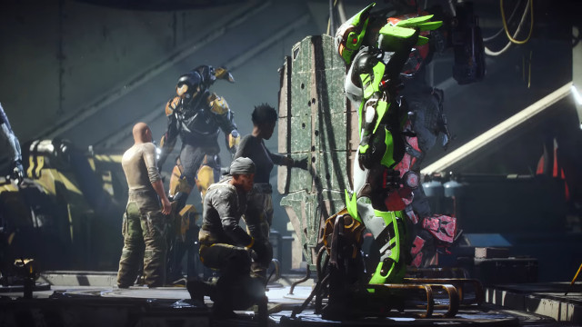 Anthem relaunch touch