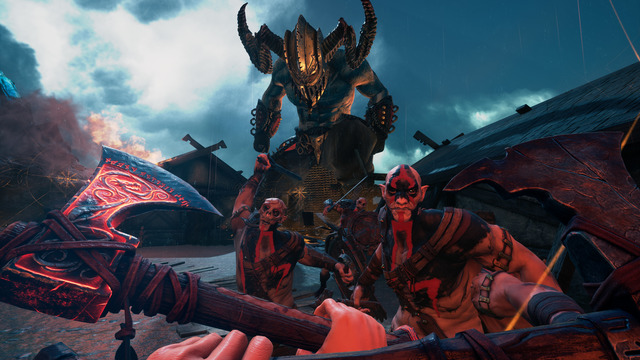 Asgard's Wrath Oculus Quest and PSVR release dates