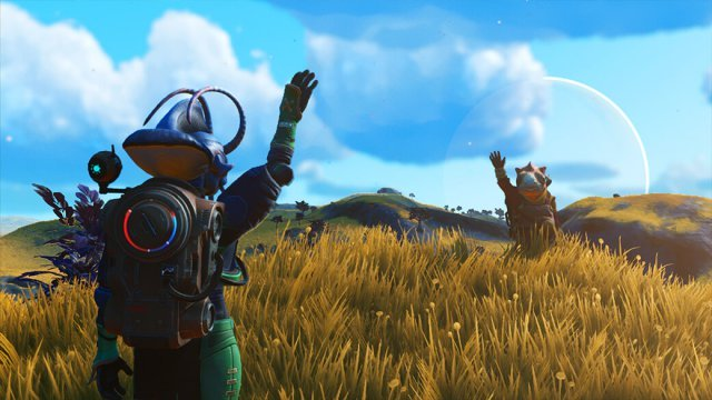 No Man's Sky Blurry Clouds Fix | How to fix fuzzy textures - GameRevolution