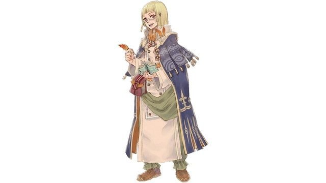 Rune Factory 4 Gifts Arthur