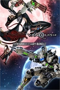 Box art - Bayonetta and Vanquish 10th Anniversary Bundle