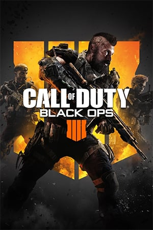 Box art - Call of Duty: Black Ops 4