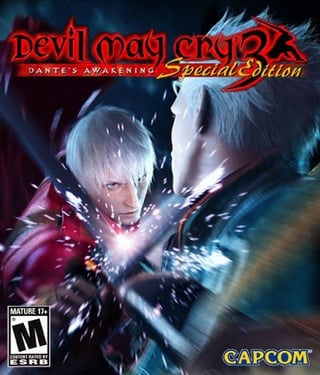 Box art - Devil May Cry 3: Dante's Awakening - Special Edition
