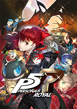 Box art - Persona 5 Royal