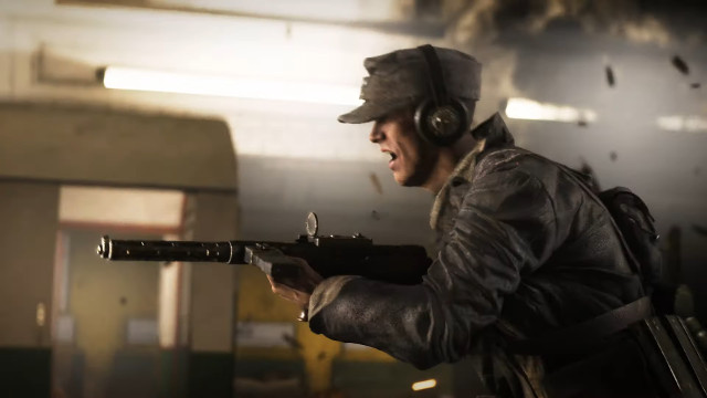 Battlefield 5 6.2 Update Patch Notes charge