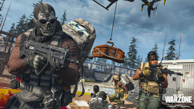Call of Duty Warzone cancel contracts