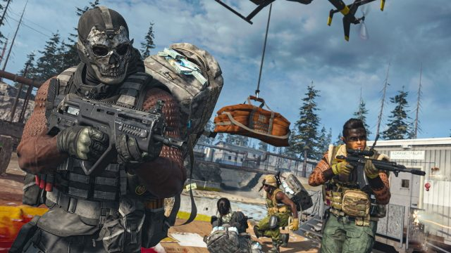 Call of Duty Warzone minimum requirements recommended specifications PC