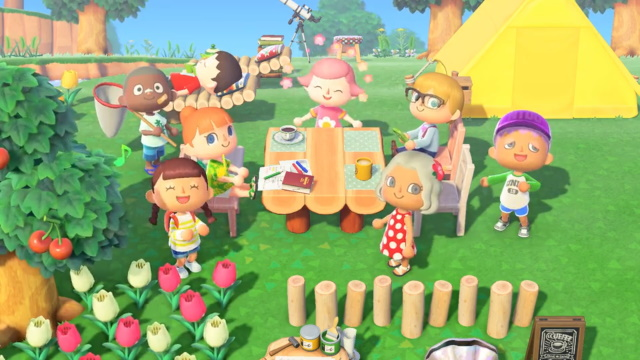 How to play co-op Animal Crossing: New Horizons