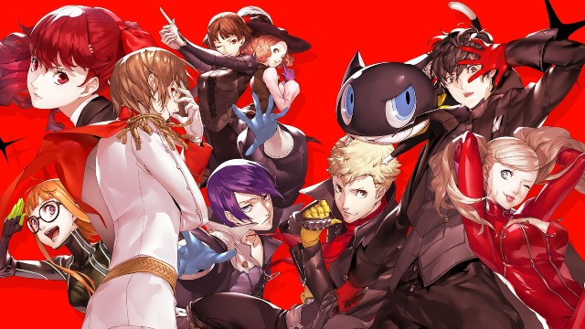 Persona 5 Review-in-Progress