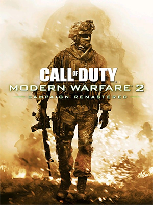 Box art - Call of Duty: Modern Warfare 2 Remastered