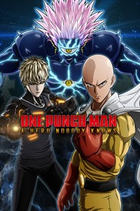 Box art - One Punch Man: A Hero Nobody Knows Review | Swing and a miss