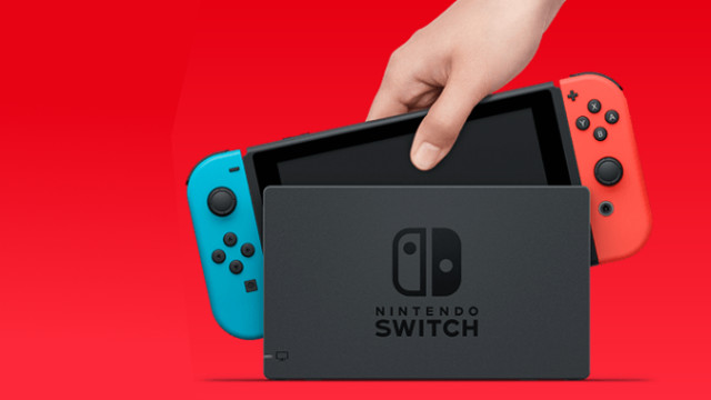 Can't find a Nintendo Switch grab