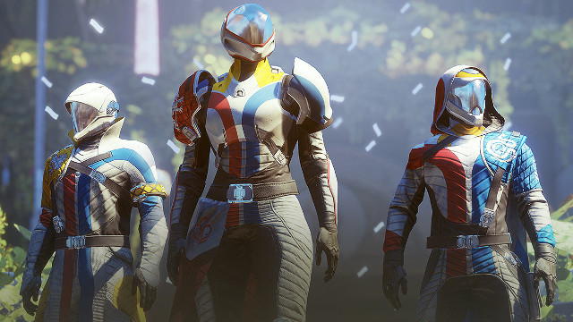 Destiny 2 Guardian Games event classes