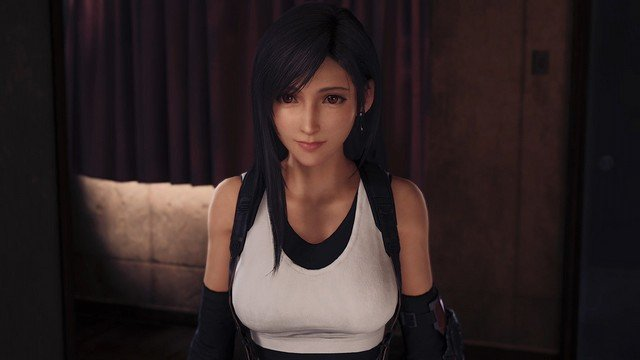Final Fantasy 7 Remake Mature Sporty Exotic what suits me Tifa Chapter 3