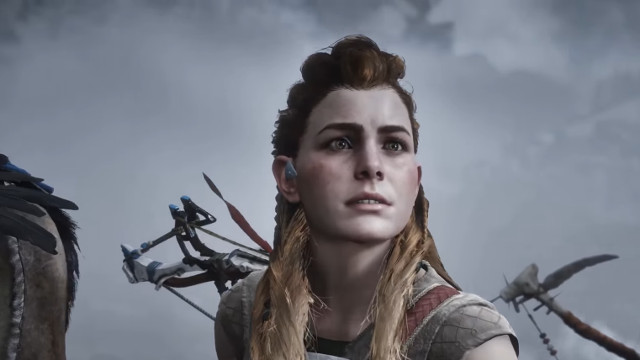 Horizon Zero Dawn 2 Aloy cloudy