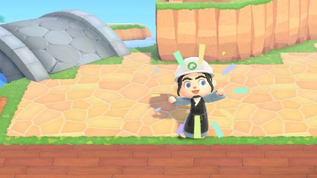 How to move rocks in Animal Crossing: New Horizons terraforming change