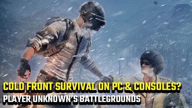 PUBG Cold Front Survival PC