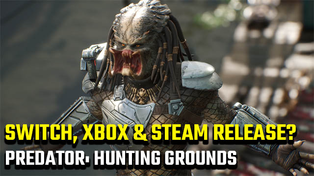 Predator: Hunting Grounds Nintendo Switch